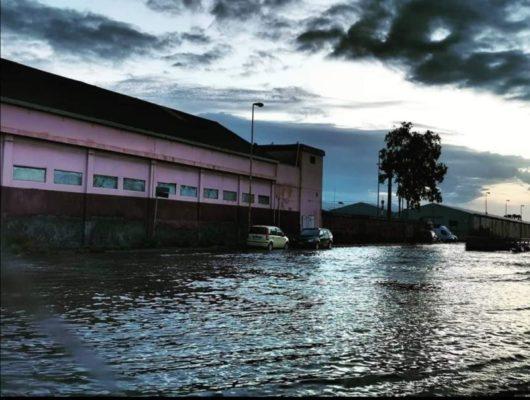 """Maltempo danneggia Zona Industriale di Catania, Biriaco (Confindustria): """"Interlocuzione rapida e costruttiva con la Sidra"""""""