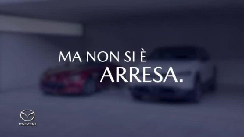 """Mazda """"L'Italia ce la farà"""""""