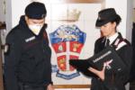 Trovato in possesso di 70 dosi di marijuana e 4 di cocaina: arrestato 21enne