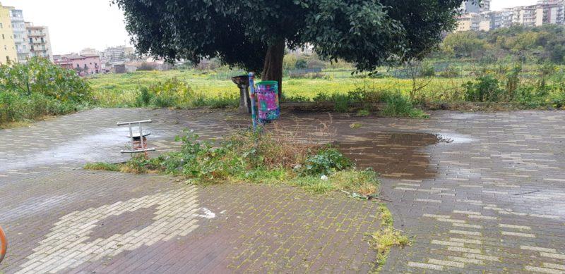 Riqualificazione necessaria per parco Majorana a Catania, distrutto da furti e raid vandalici – FOTO