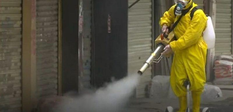 Catania, disinfestazione e sanificazione degli uffici comunali