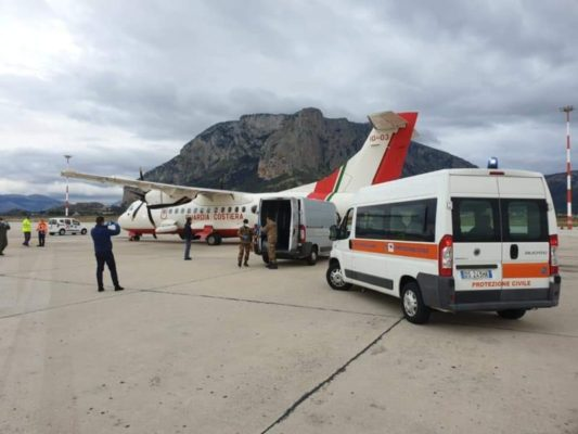 Coronavirus, arrivati a Palermo i dispositivi di protezione individuale: da domani distribuiti negli ospedali siciliani
