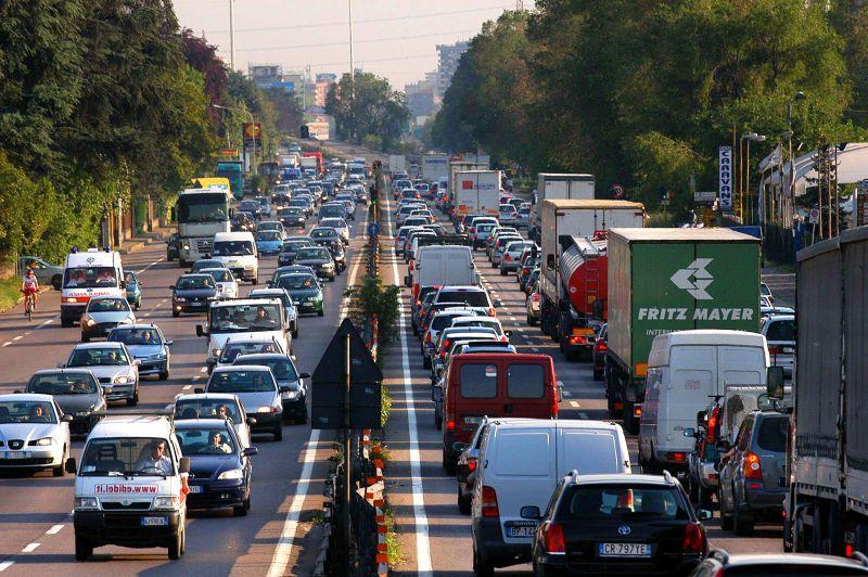 Traffico a Catania, rallentamenti e lunghe code in Tangenziale e non solo: ecco le zone off limits