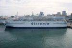 Tirrenia: trovato l'accordo, si sbloccano le tratte passeggeri e merci