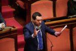 """Coronavirus, Salvini """"Il Mes resta un furto anche senza condizioni"""""""