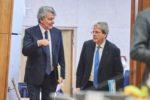 """Coronavirus, Gentiloni-Breton """"Un fondo europeo per la rinascita"""""""