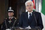 """Mattarella """"La ricostruzione dell'Aquila resta una priorita'"""""""
