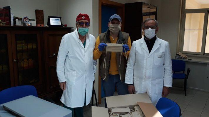 Asp di Catania, mascherine e DPI: solidarietà verso gli operatori. Ecco tutte le donazioni