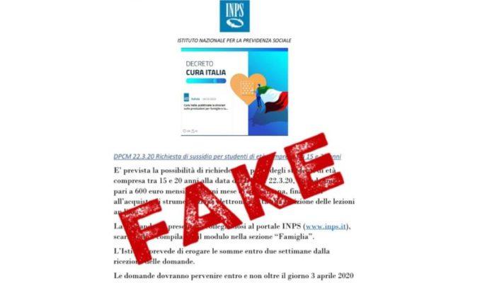 Coronavirus, 600 euro di bonus agli studenti per ogni mese quarantena: si tratta di una fake news