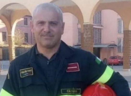 """Coronavirus, vigile del fuoco morto a Catania. Cordoglio del Corpo Nazionale: """"Stimato collega e ottimo formatore"""""""