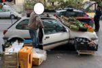 """Catania, al viale Mario Rapisardi senza autorizzazione e assicurazione per l'auto: ambulante """"recidivo"""" nei guai"""