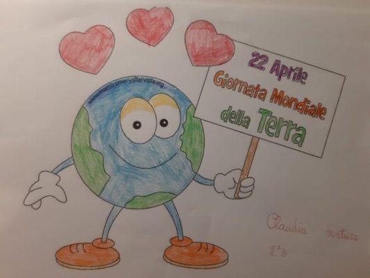 Earth Day al CD FAVA di Mascalucia: i lavori creativi degli studenti dell'istituto – FOTO e VIDEO