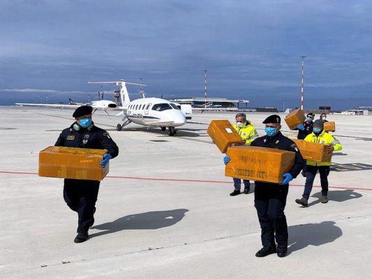 Intesa della polizia con Assessorato alla Salute e 118 per distribuzione dispositivi di protezione