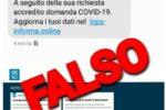 Falso sms dell'Inps per rubare i dati degli utenti: l'allarme lanciato dalla polizia