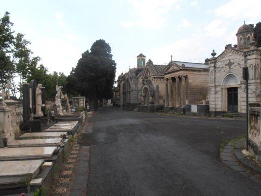 Cimitero di Catania, comitato Terranostra chiede sistema di turnazione per la riapertura