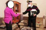 Coronavirus, pensione in casa nel Catanese: comandante la consegna di persona
