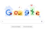 """Coronavirus, Google realizza un doodle per invitare gli utenti alla prevenzione: """"Stay Home!"""""""
