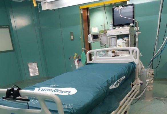 Catania, al Cannizzaro un letto di terapia intensiva grazie all'asta di Biagianti: andrà in Rianimazione