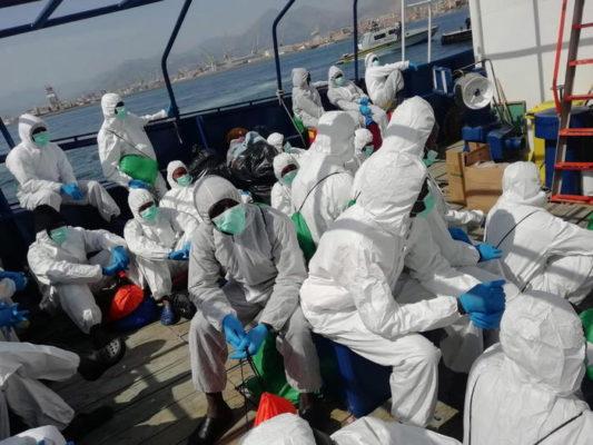 """Incubo """"mostro invisibile"""" in Sicilia. Su 39 nuovi casi, 28 sono migranti: +6 a Catania"""