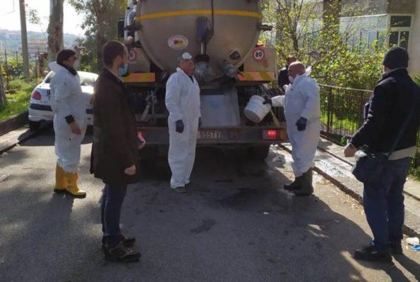 """Eliminazione liquami fognari nel rione Balatelle di Catania. Buceti (IV Municipalità): """"Salute e sicurezza dei cittadini obiettivo primario"""""""