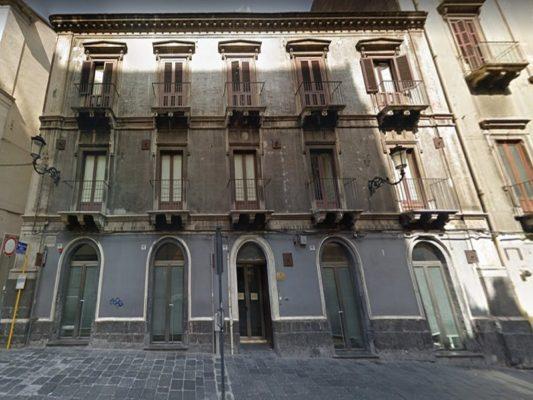Catania, residenza universitaria in via Etnea destinata a medici delle strutture ospedaliere