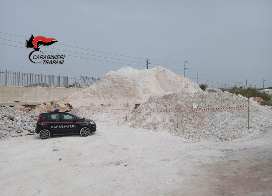 Reati ambientali, continuano i controlli dei carabinieri: denunciato imprenditore, sequestrata area
