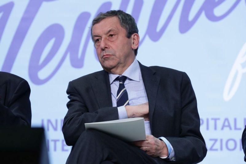 Fondazione San Paolo, Profumo rieletto presidente