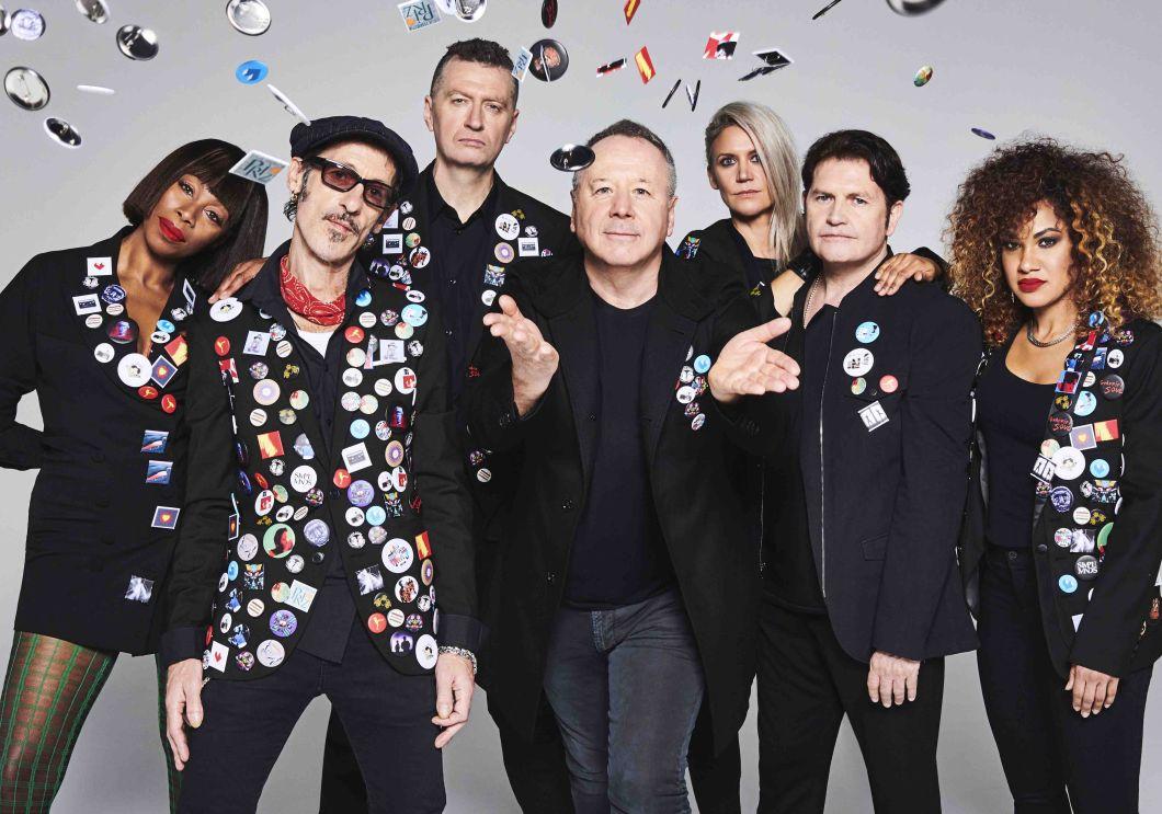 I Simple Minds tornano nel 2021, live a Roma, Pistoia, Pescara, Verona