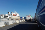 Transito di bici e pedoni anche nell'area commerciale del porto di Catania – Le FOTO della manifestazione