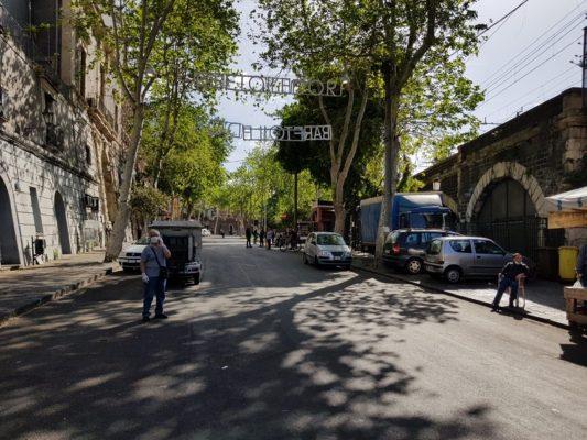 Catania, da domani riaprono Pescheria e i mercati rionali e del contadino: nuova organizzazione e protocollo di sicurezza