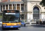 Aggressione su un bus AMAT, a bordo senza mascherina: autista chiama la polizia e viene picchiato