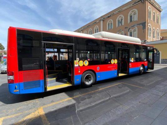 """Catania, nuove regole a bordo dei bus Amt: ecco cosa cambierà nella """"Fase 2"""""""
