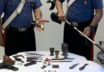 Dalla droga alle munizione alle armi, perquisizione in abitazione e magazzino: 38enne arrestato