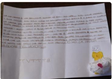 """Le mamme celebrate dai bambini del Circolo Didattico """"Fava"""" di Mascalucia"""