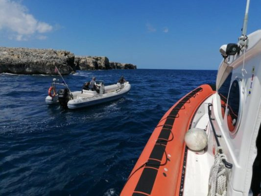 Pesca illegale in area marina protetta: Guardia Costiera sequestra 9 chili di pesce