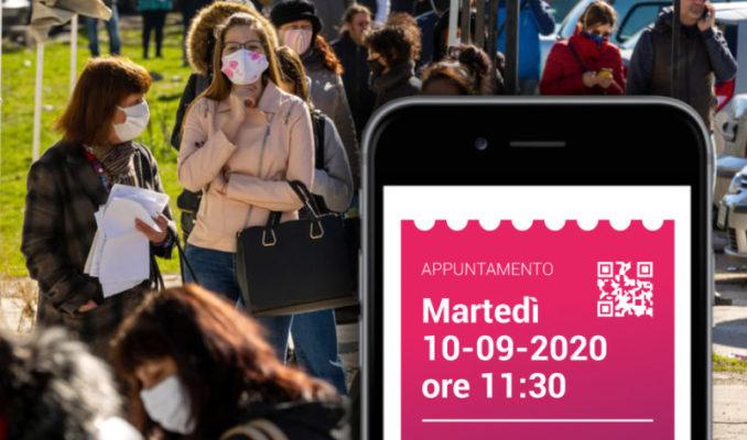 Fase 2 e pericolo assembramenti, dalla Sicilia proposta innovativa: un'app per le prenotazioni