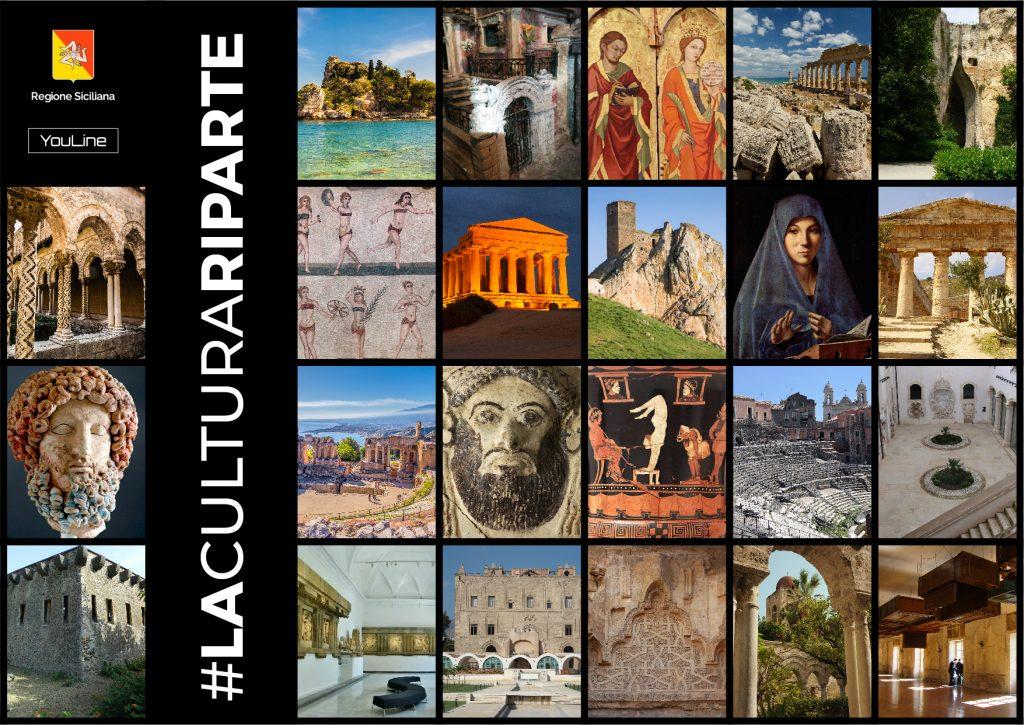 #Laculturariparte, ELENCO dei siti della Sicilia che riapriranno il 30 maggio: gratis l'accesso per 7 giorni