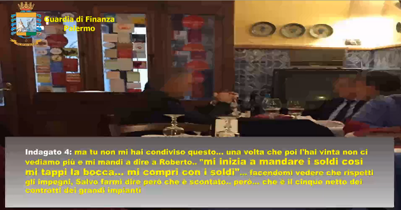 Corruzione sistema sanitario siciliano, trovati 70mila euro in una cassetta di Fabio Damiani