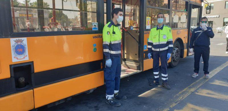 """Catania, Amt e il primo giorno in fase 2: """"Momenti di crisi nelle ore di punta, temiamo problemi di ordine"""""""