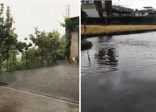 """Fine maggio """"pazzo"""", piogge intense sulla Sicilia orientale – FOTO e VIDEO"""