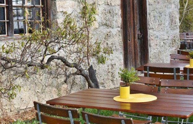 Niente Tosap e spazio in più per i tavolini all'aperto: le misure dell'Ars per ripartire in sicurezza