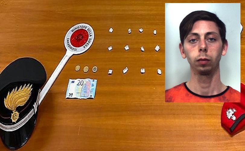 Cocaina nascosta nell'avvolgibile: il catanese Giuseppe Xalfa finisce in manette