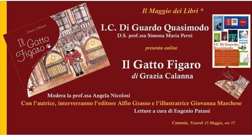 """Il """"Maggio dei libri"""" nell'I.C. """"P. S. Di Guardo-Quasimodo"""" di Catania: un mese intero per diffondere l'amore per la lettura"""
