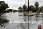 Bomba d'acqua nel Catanese, strade come fiumi: traffico interdetto e segnalazioni di cittadini