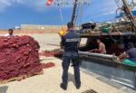 Pesca illegale alle Isole Eolie: sequestrate reti di oltre 7 chilometri – VIDEO e FOTO