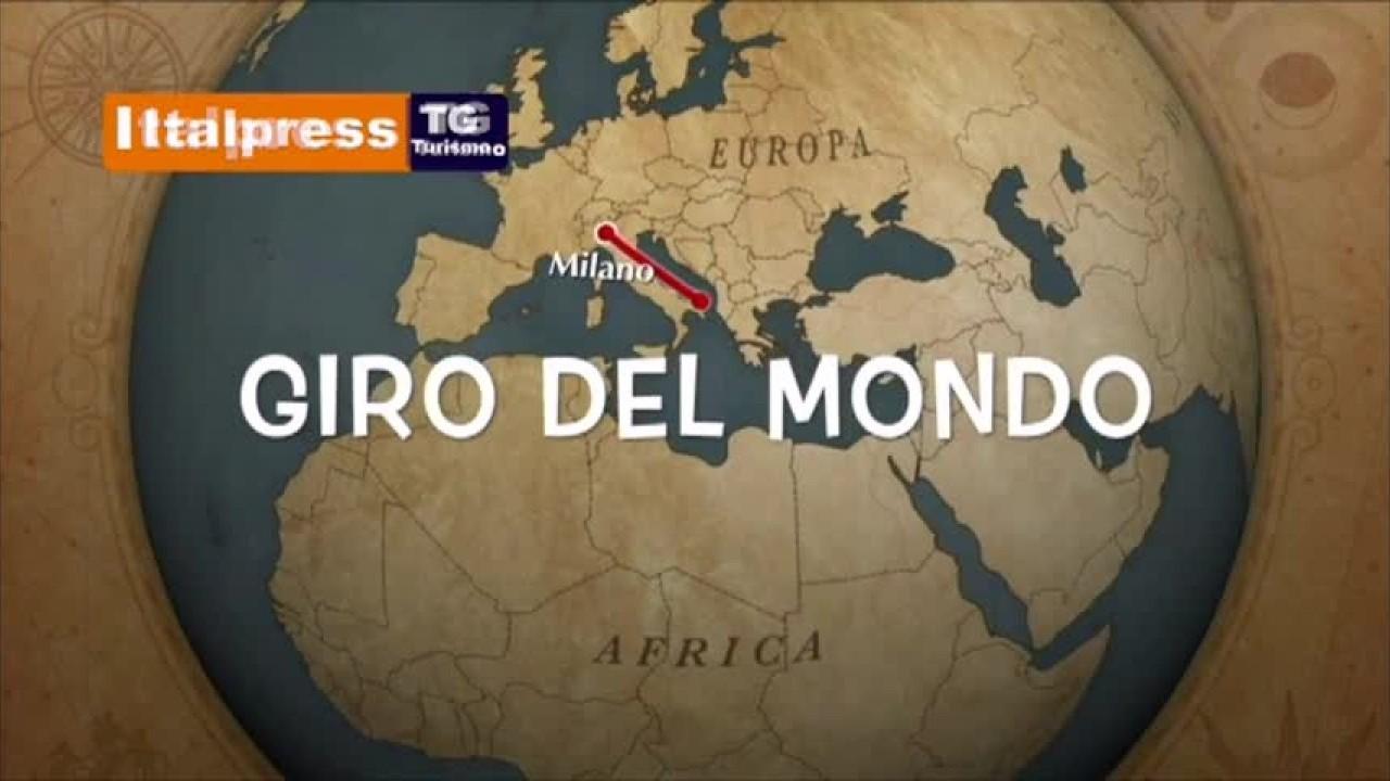 Giro del mondo – Persepoli e la tomba di Ciro il Grande di Franco Zuccala'