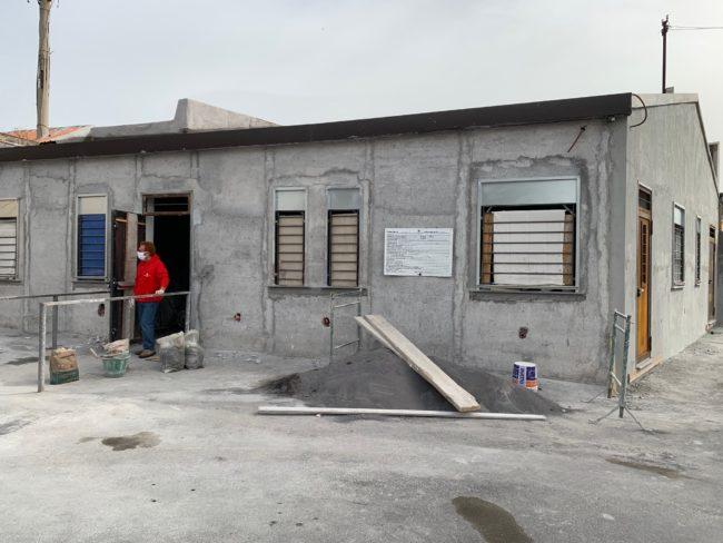 Caritas Catania, ripresi i lavori all'Help Center della Stazione: obiettivo bagni e docce per i più bisognosi