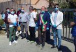 Migranti in quarantena protestano, in 20 fuggono dall'hotspot