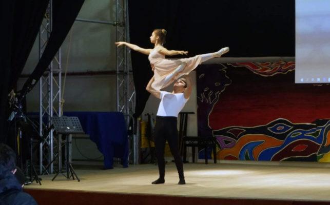 """Liceo Coreutico """"A. Musco"""", la cultura danzante: dalle Menadi allo Schiaccianoci"""