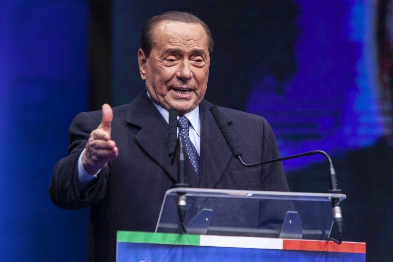 """Berlusconi """"Unita' e dialogo costruttivo per risollevarci"""""""